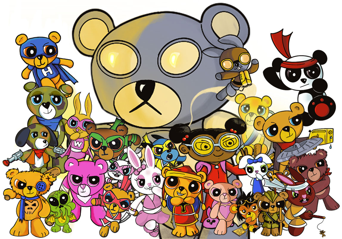 The Heroes Of The Teddy Bear Verse